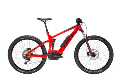 Trek Powerfly FS 7 Plus Viper Red/Trek Black 21.5""