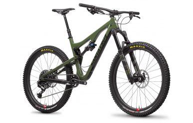 Santa Cruz Bronson 2.1 CC X01 Eagle black