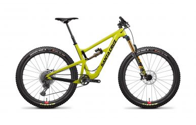 Santa Cruz Hightower LT C XE-Kit XL Green