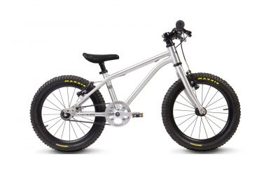 "Early Rider Belter Trail Kinderrad 16"" Brushed Aluminium"