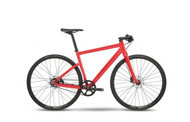 BMC AlpenChallenge AC01 THREE, Alfine 8, Super Red, M