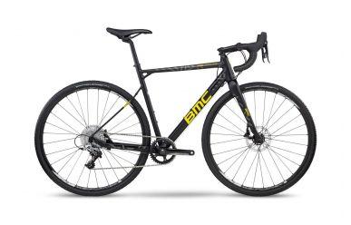BMC Crossmachine Sram CXA01 Rival, Sram Rival, black yellow grey, 56cm