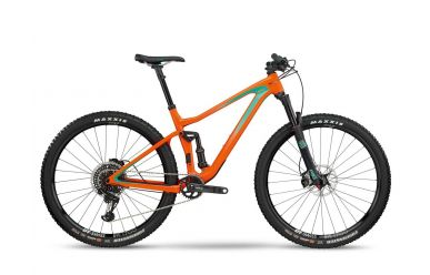 BMC SpeedFox SF02 ONE, Sram X01 Eagle, Orange Mint