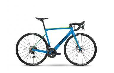 BMC TeamMachine SLR02 Disc ONE, Ultegra Di2, Mexico Blue, 54cm