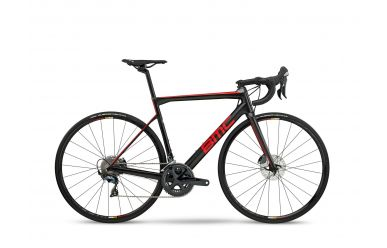 BMC TeamMachine SLR02 Disc TWO, Ultegra, Carbon Bordeaux, 56cm