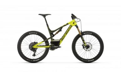 Rocky Mountain Altitude PowerPlay Carbon 70 Yellow Green