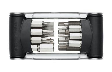 CrankBrothers Minitool b-14 Multifunktions-Bit-Werkzeug Black Silver
