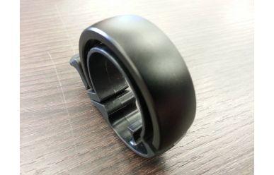 Knog Oi Fahrradklingel 31,8mm matt schwarz
