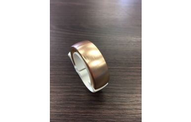 Knog Oi Fahrradklingel White Copper 31,8mm