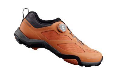 Shimano SH-MT7R Explorer MTB Schuh orange