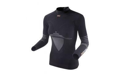 X-Bionic Women Energizer MK2 warmes langarm Unterhemd, leichte Kompression