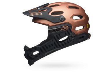 Bell Super 3R Mips matte copper/ black M