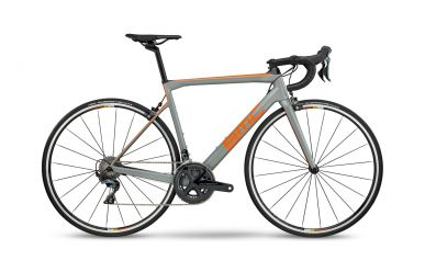 BMC TeamMachine SLR02 ONE Shimano Ultegra Grey Orange 54cm