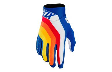 Fox Airline Drafter Langfinger Handschuh Blue