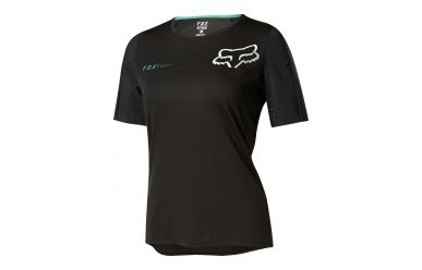 Fox Attack Women Trikot Black