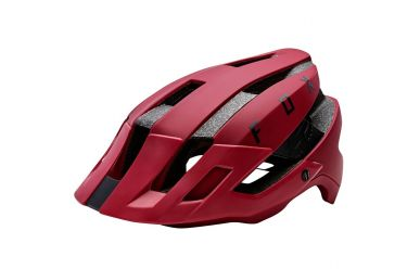 FoxHead Flux Mips MTB Helm Dark Red, Men, S/M