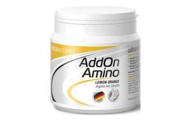 ultraSPORTS ultraRECOVER AddOn Amino Lemon Orange 310gr. Dose ca. 28 Portionen