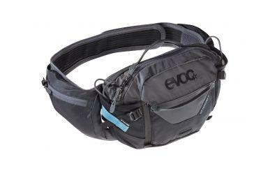 Evoc Hip Pack Pro 3L Black Carbon Grey