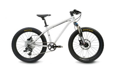 "Early Rider Hellion Trail Hardtail 20"" X5 9-Gang Brushed Aluminium"