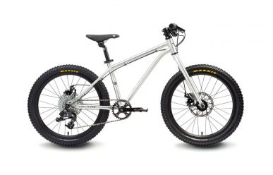 "Early Rider Hellion Trail Kinderrad 20"" X5 9-Gang Brushed Aluminum"