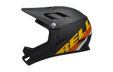 Bell Bell Sanction Agility m Black Yellow Org