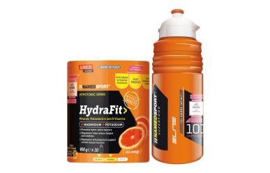 Named Hydrafit 400g Bundle inklusive Elite Trinkflasche