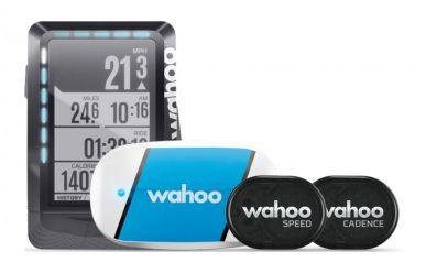 Wahoo Elemnt GPS Bundle inkl. TickR, Cadence und Speedsensor
