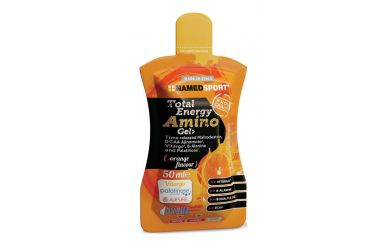 Named Total Energy Amino Gel 50ml Orange