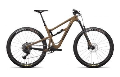 Santa Cruz Hightower LT C S-Kit Sram GX Eagle Clay Carbon Brown L
