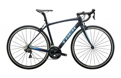 Trek Domane SL 5 Womens Matte Deep Dark Blue Azure 50