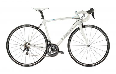 Trek Emonda SLR 6 H2 Crystal White/Argent Silver/Cyan