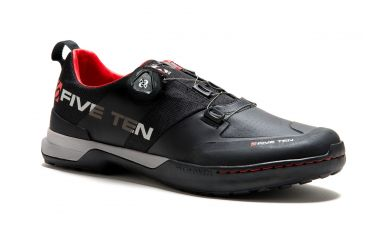 FiveTen Kestrel Men Team Black Stealth Mi6 C4 Sohle MTB Schuh