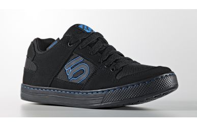 FiveTen Freerider Men Black Shock Blue Stealth S1 Sohle MTB Schuh