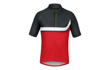 Gore POWER Trail Jersey, men, red/black