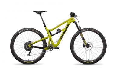 Santa Cruz Hightower LT C XE-Kit Shimano XT Green