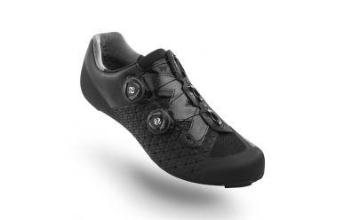 Suplest Edge3 Pro Rennradschuh Carbon Sohle, Double Boa, Black