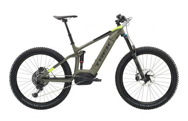 Trek Powerfly LT 9 Matte Olive Grey
