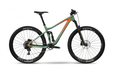 BMC Speedfox SF02 TWO Sram NX Eagle Finisher Green