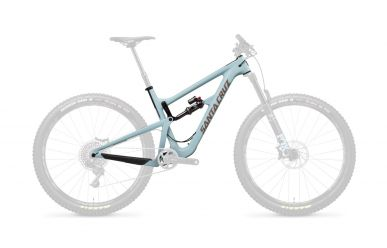 Santa Cruz Hightower LT CC Frameset Float Factory Blue