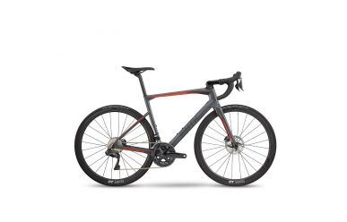BMC Roadmachine RM01 THREE Shimano Ultegra Di2 Shadow Grey