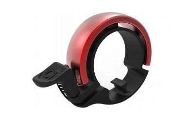 Knog Oi Fahrradklingel Black Red