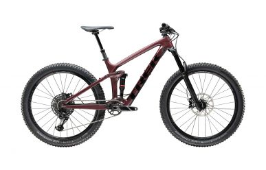 Trek Remedy 9.7 27.5 Matte Cobra Blood