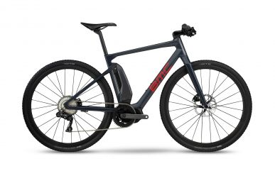 BMC Alpenchallenge AMP Cross LTD Shimano E8000 XT Di2 Steel Blue
