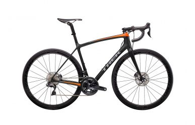 Trek Emonda SLR 7 Disc Matte Trek Black Radioactive Orange