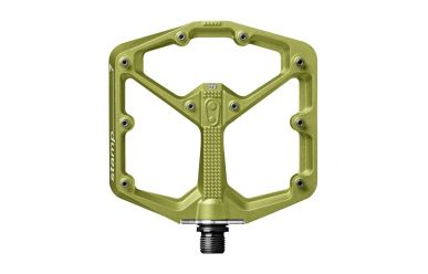 CrankBrothers Stamp 7 Flatpedal Limited Edition Green