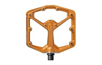 CrankBrothers Stamp 7 Flatpedal Limited Edition Orange
