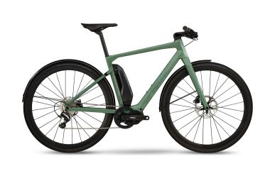 BMC Alpenchallenge AMP City LTD Shimano E8000 Metrea Fisher Green