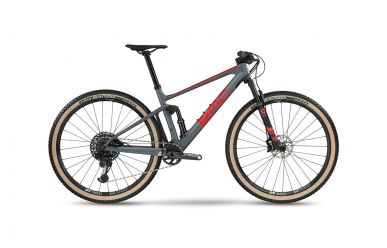 BMC Fourstroke FS01 THREE Sram GX Eagle Race Grey
