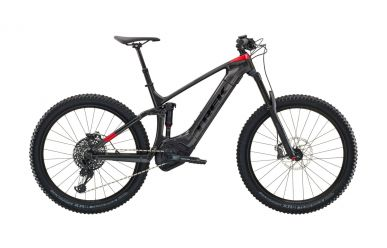 Trek Powerfly LT 9.7 E-MTB Plus Dnister Black Rage Red
