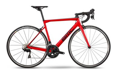 BMC Teammachine SLR02 TWO Shimano 105 Super Red